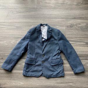 H&M Boys Blue Blazer